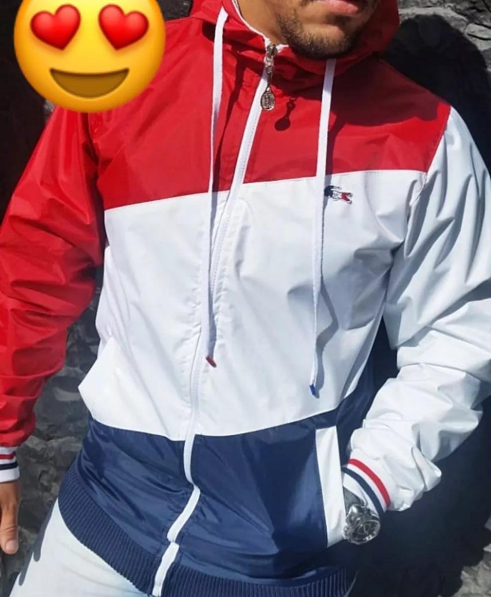 jaqueta corta vento lacoste masculino novo original promoção. Carregando  zoom. d341dcd5d5