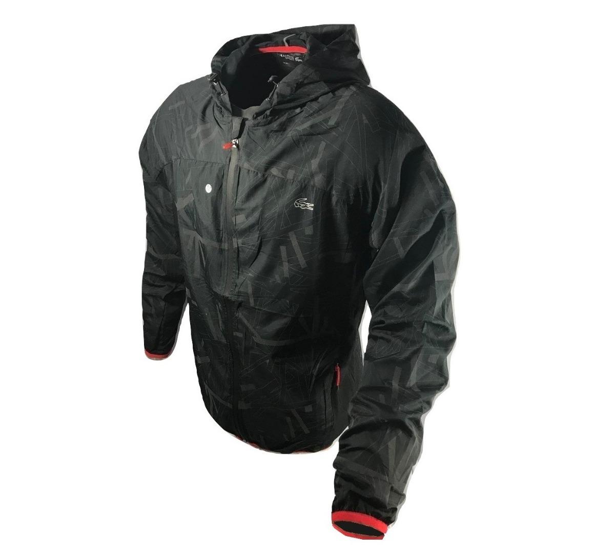 0ce0b31988d jaqueta corta vento lacoste masculino refletiva impermeável. Carregando  zoom.