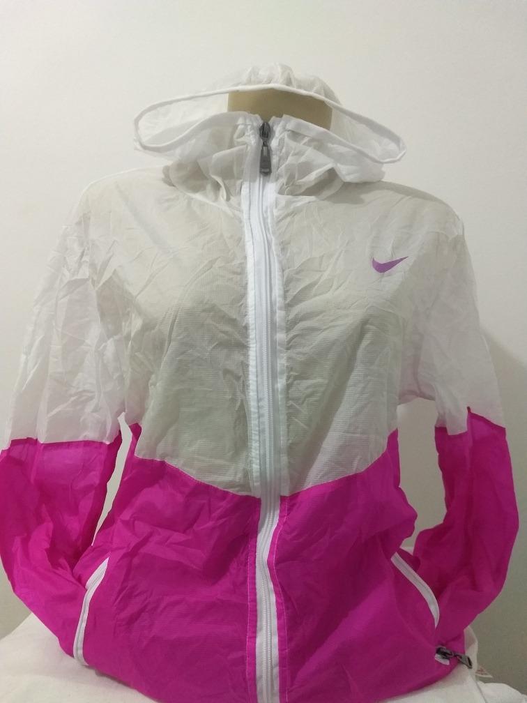 jaqueta corta vento nike original feminina + sacolinha c022. Carregando  zoom. f45f8e96d5d57