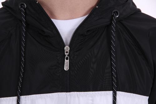jaqueta corta vento qix 92106115 - nota fiscal