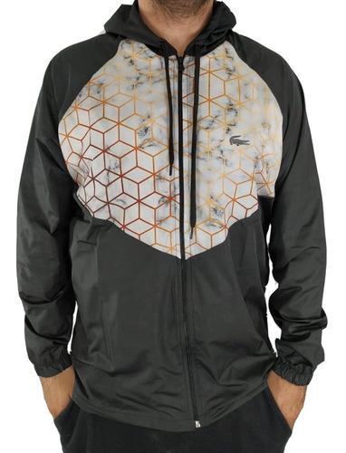 jaqueta corta vento refletiva impermeável