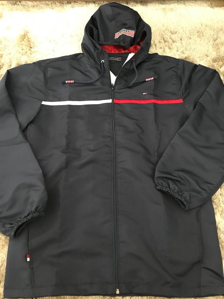 e3efa24673996 jaqueta corta vento tommy hilfiger masculina tamanho g. Carregando zoom.