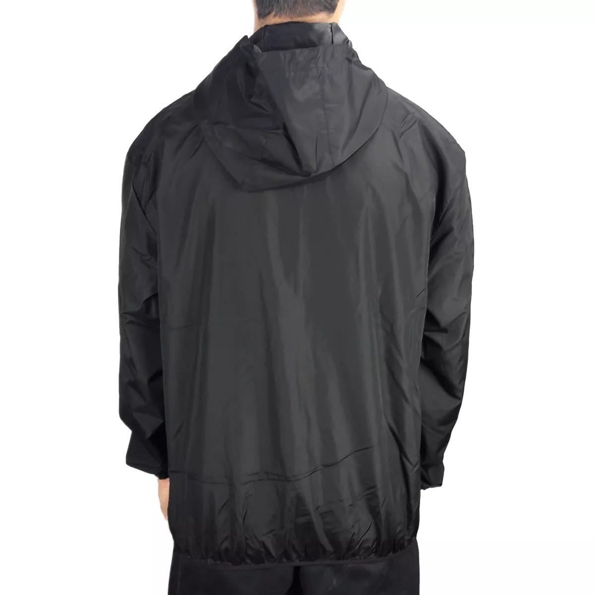 cdf702cf9 jaqueta corta vento wind nfl - new era - preta. Carregando zoom.
