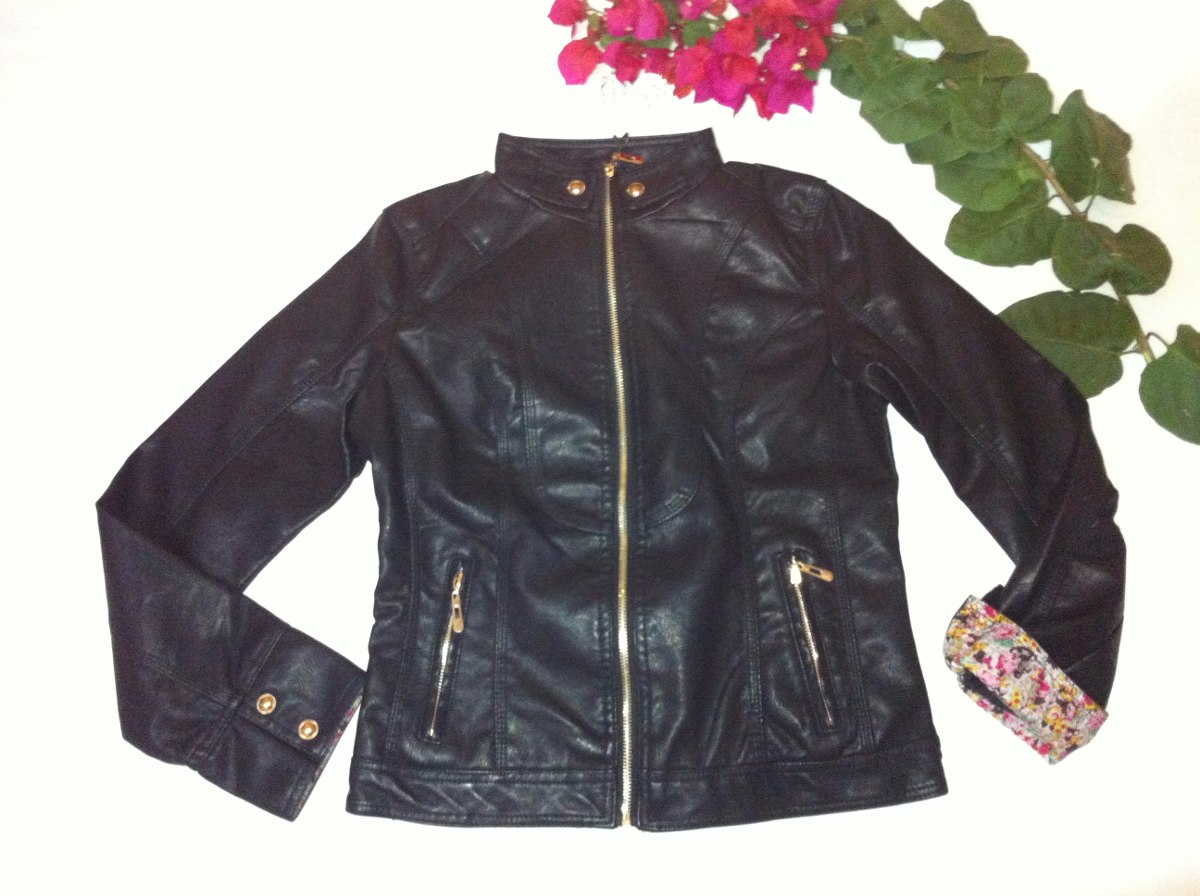 bf5a82f33 jaqueta couro ecológico feminina plus size! Carregando zoom.