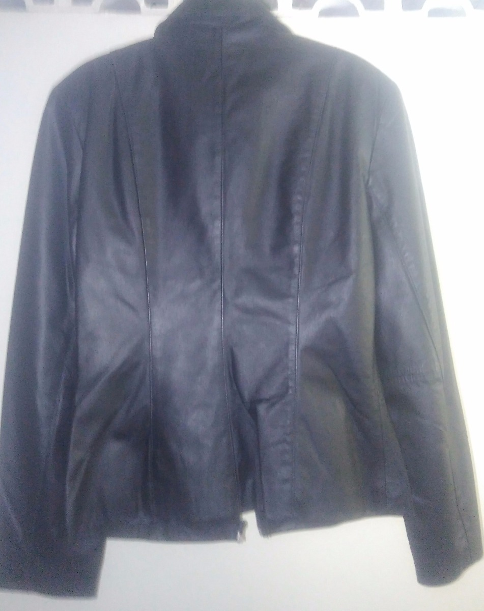 394d0fcb3 jaqueta couro legitimo feminina tamanho p (couros brasil). Carregando zoom.