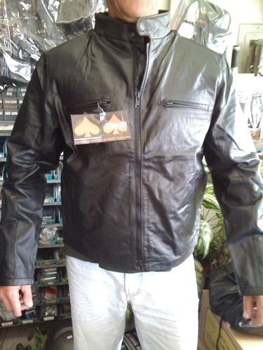 jaqueta couro taboo masculina motociclista