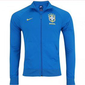 862c9df413f Jaqueta Seleção Brasileira Nike Nova Oficial no Mercado Livre Brasil