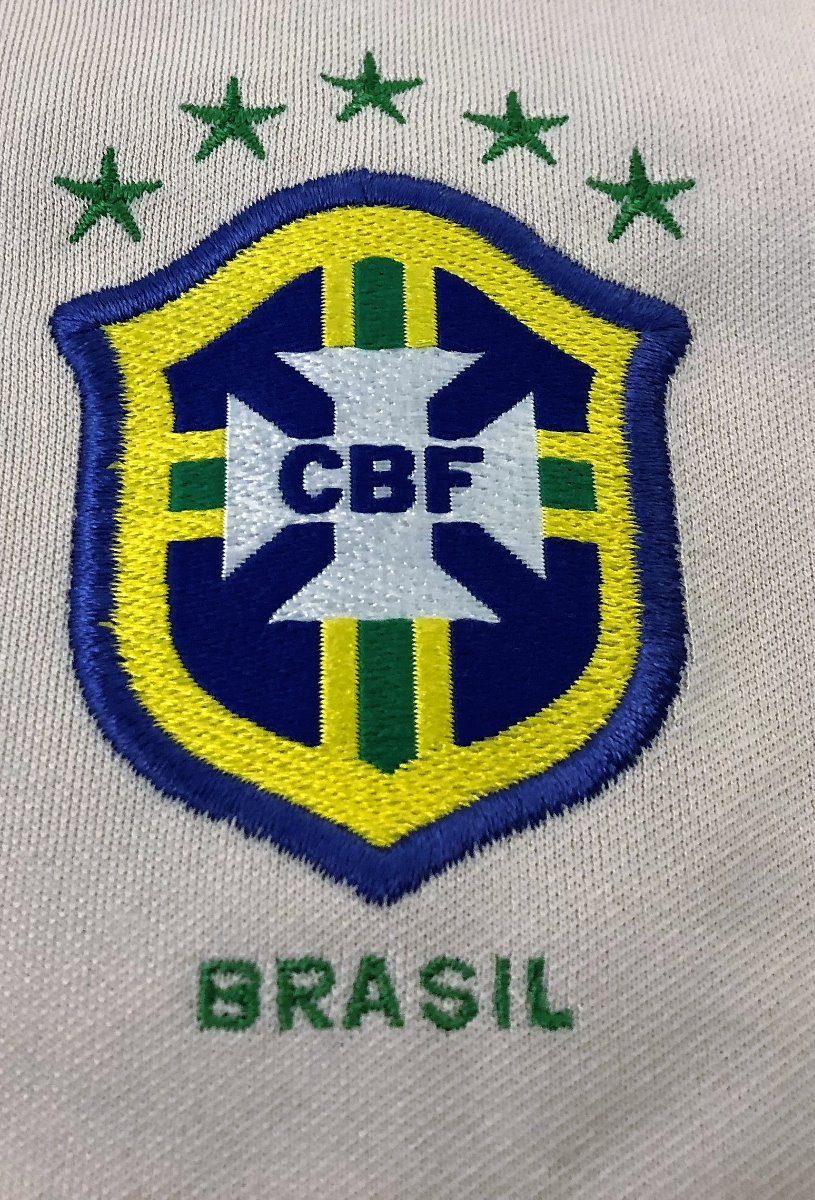 jaqueta da seleção brasileira nova oficial. Carregando zoom. c4627a03d8bb4