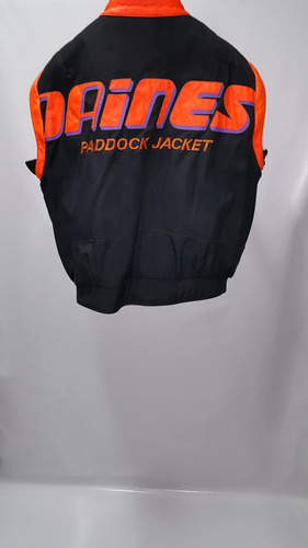 jaqueta dainese paddock tam l