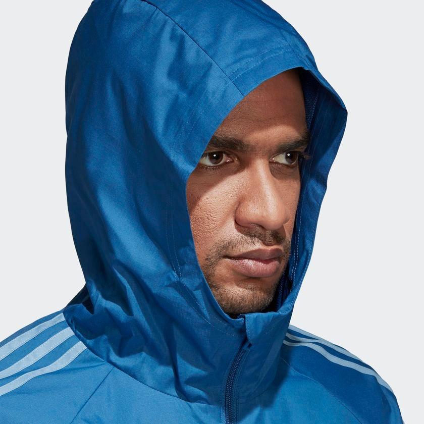 jaqueta de chuva palmeiras adidas original - footlet. Carregando zoom. ce564fcf0d853