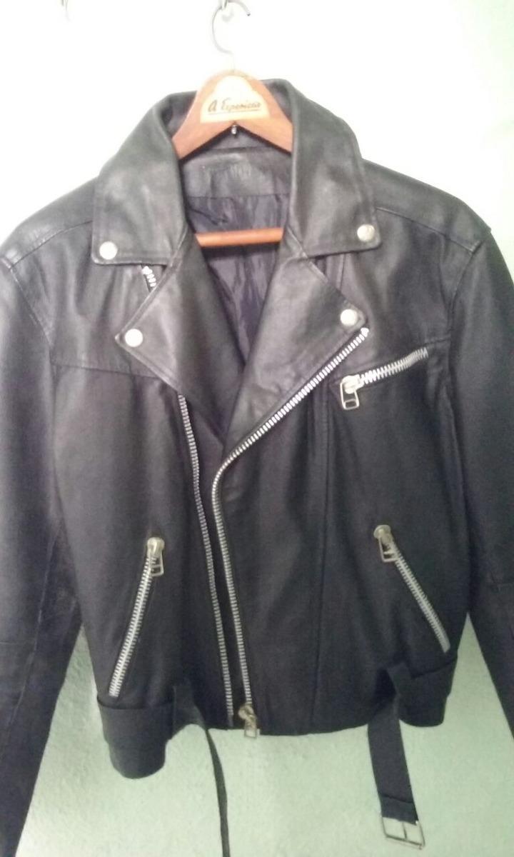 9ecf243e1eb jaqueta de couro julian marcuir. Carregando zoom.