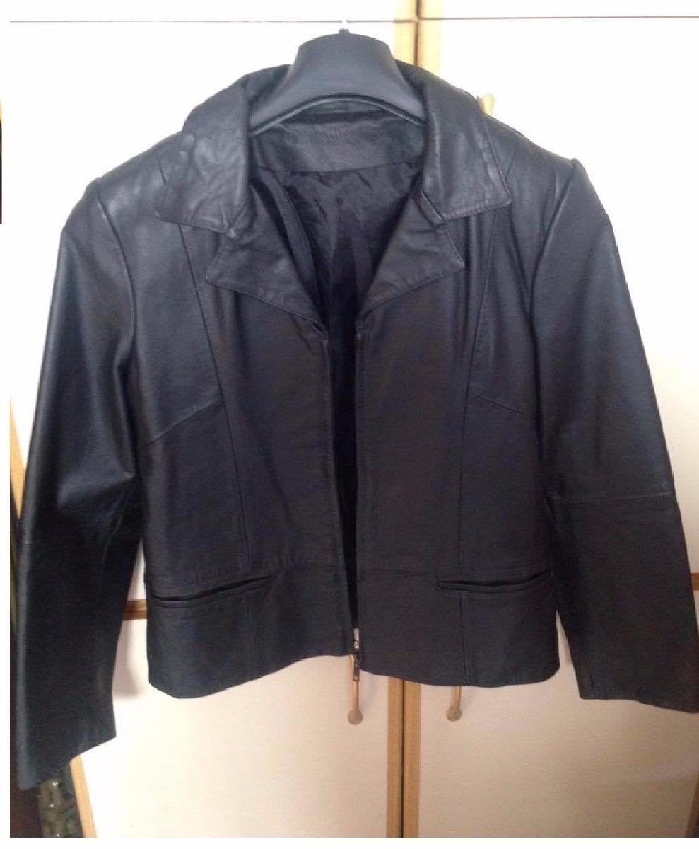 70b0c06163a jaqueta de couro - julian marcuir - (tam  42). Carregando zoom.