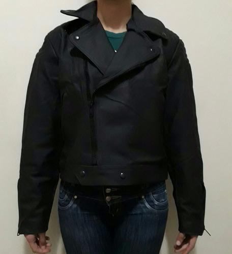 jaqueta de couro legitimo