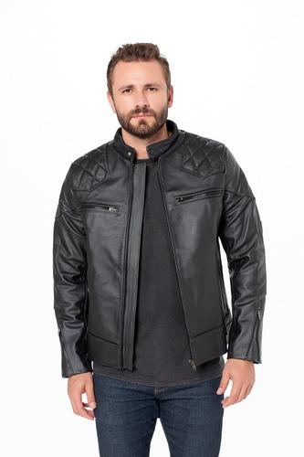 jaqueta de couro masculina david beckham frete grátis