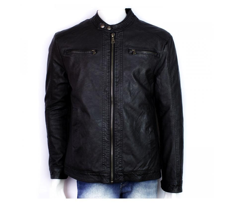 802ed358d jaqueta de couro masculina social moda blusa homem sportfino. Carregando  zoom.