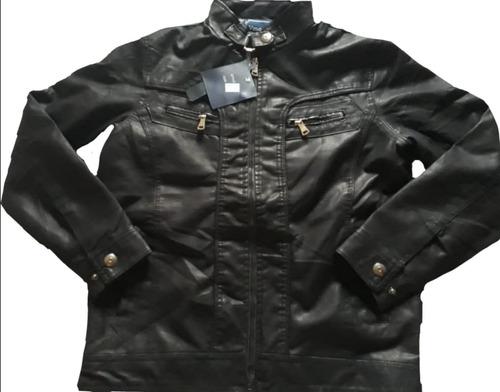 jaqueta de couro motoqueiro masculina   impermeável slim top