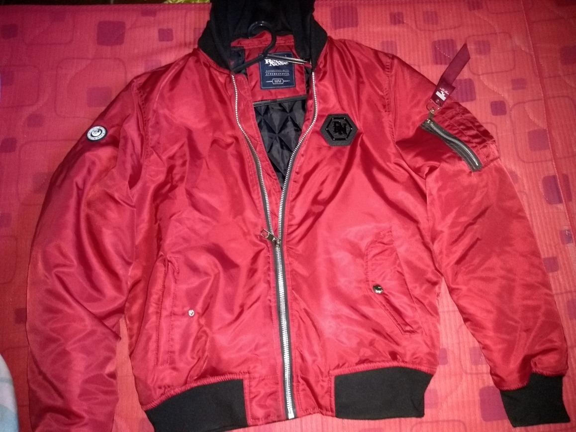 jaqueta de frio vermelha masculina red nose. Carregando zoom. f7e8c593dc6