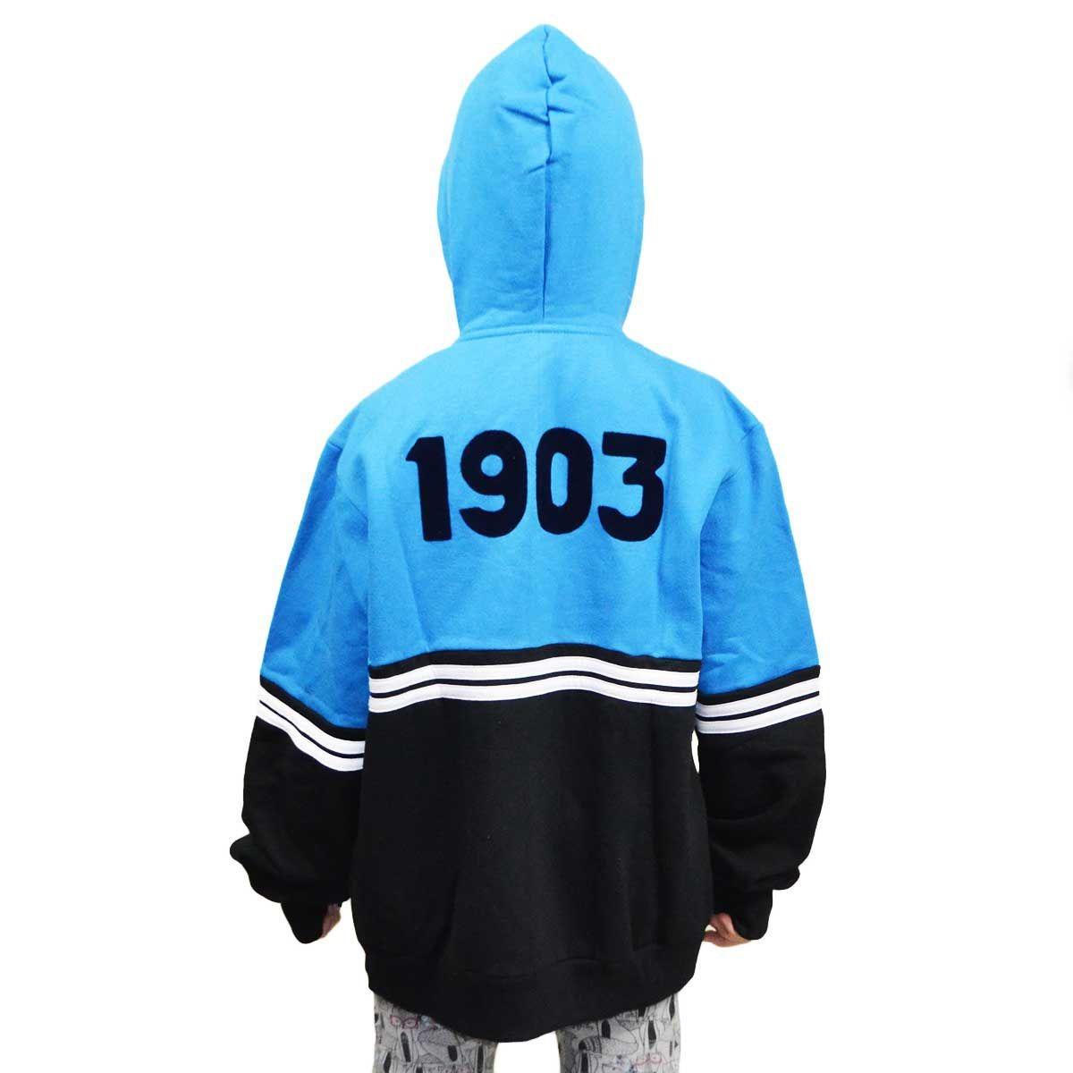 jaqueta de moletom infantil grêmio oficial licenciada +nf. Carregando zoom. 6ed470a8b0715