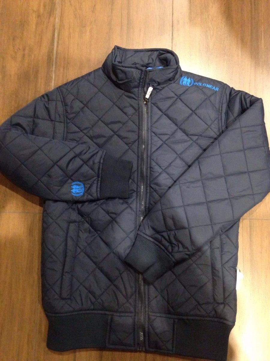 jaqueta de tactel casual acolchoada polo wear p028115. Carregando zoom. 92209d8db33a9