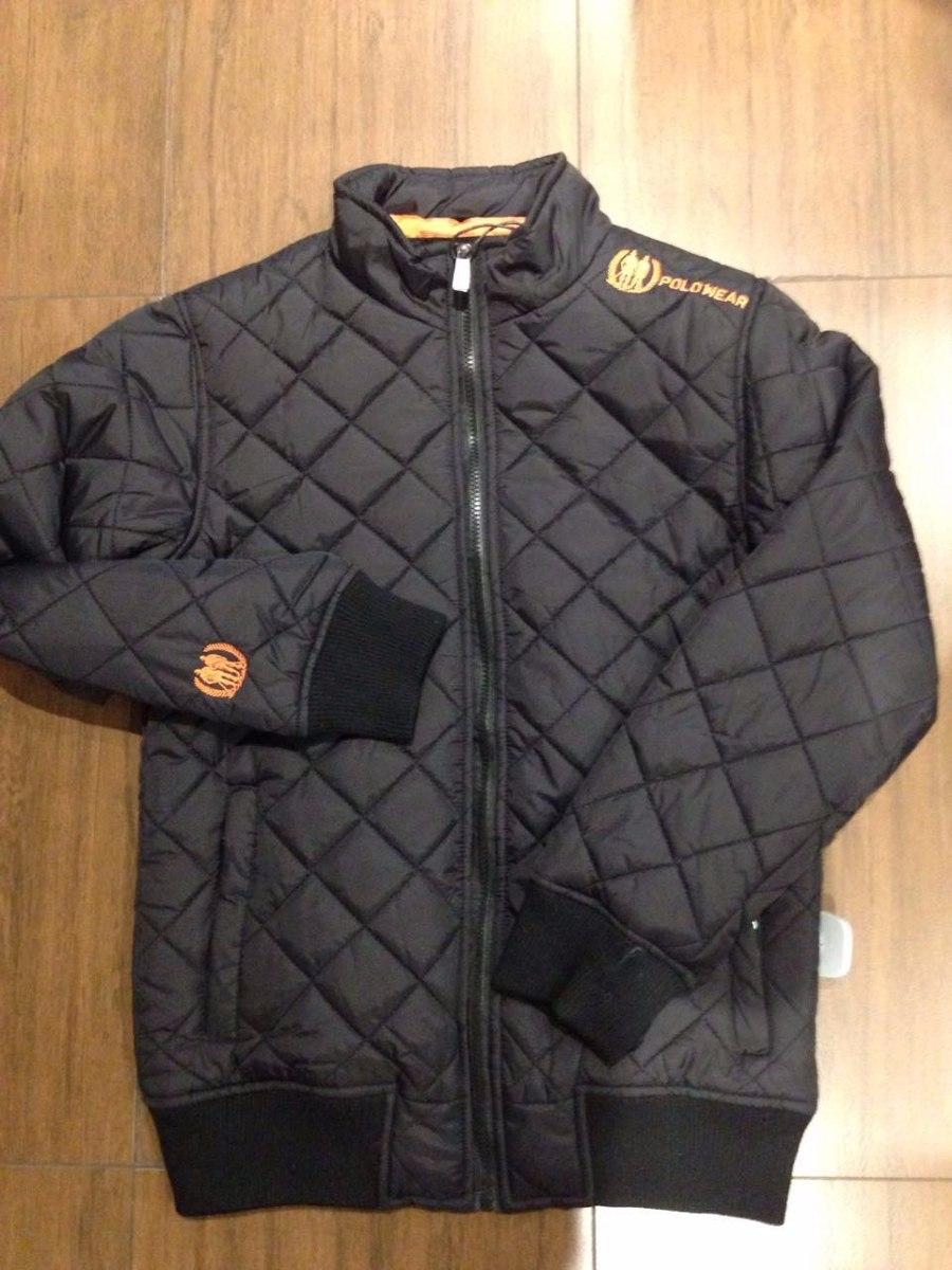 dda7aa5fe1b92 Jaqueta De Tactel Casual Acolchoada Polo Wear P028115 - R  329