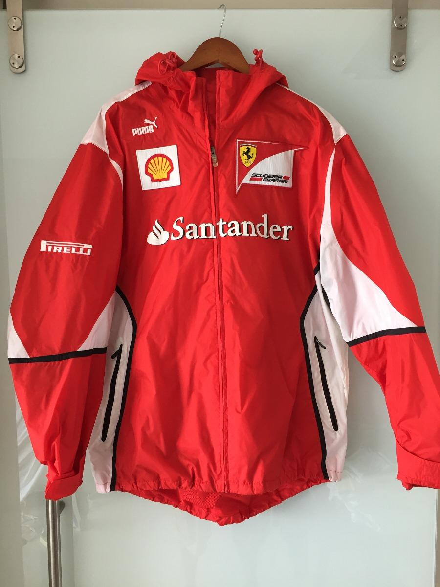 Jaqueta Em Nylon Puma Scuderia Ferrari - Official Product - R  380 ... 006a45b42e0