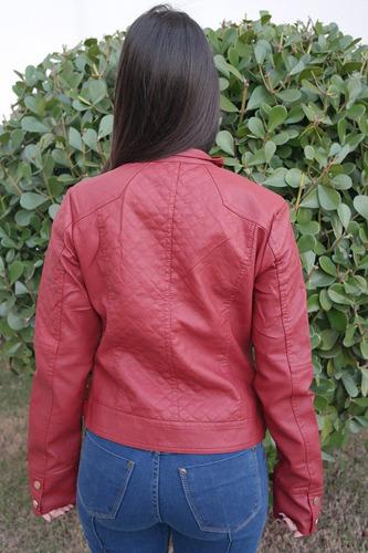 jaqueta feminina couro ecologico ou camurça casaco onça