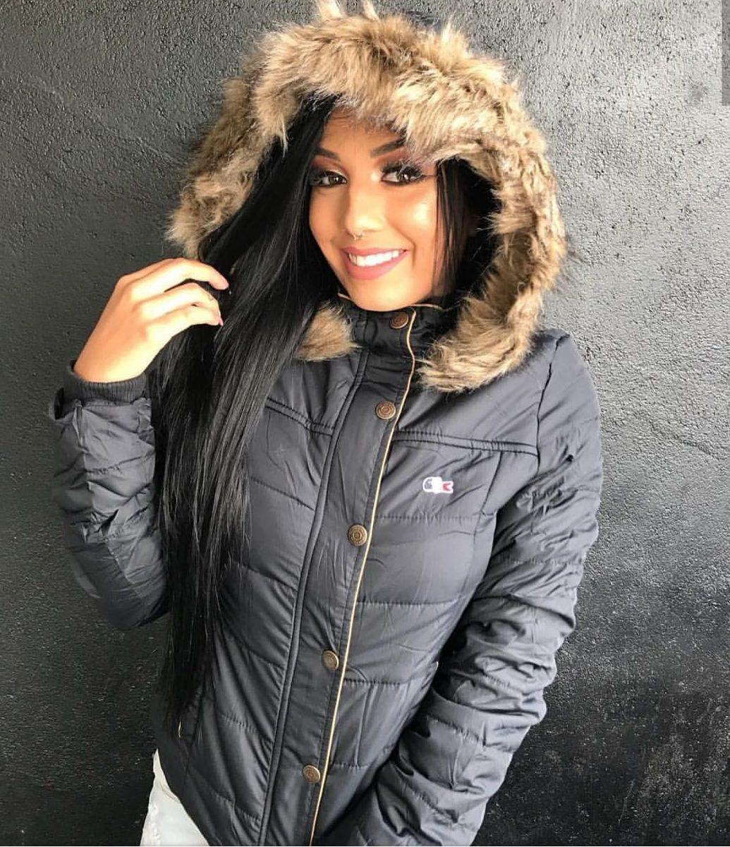 77daa784f09ef jaqueta feminina lacoste para frio intenso frete gratis. Carregando zoom.
