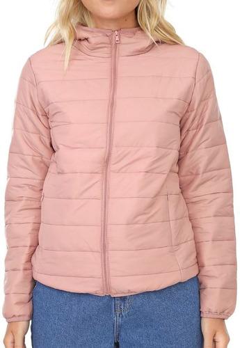 jaqueta feminina nylon inverno - blusa de frio - lançamento