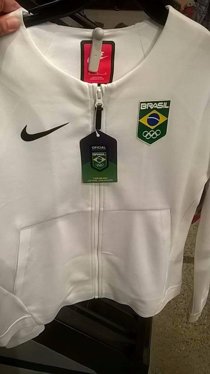 Casaco   Jaqueta - Time Brasil Olimpiadas 2016 (feminino) - R  290 ... 123f0cd05642f