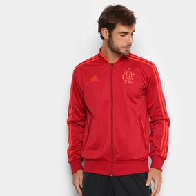 91e3292bc1 Jaqueta Pesada Adidas Flamengo no Mercado Livre Brasil