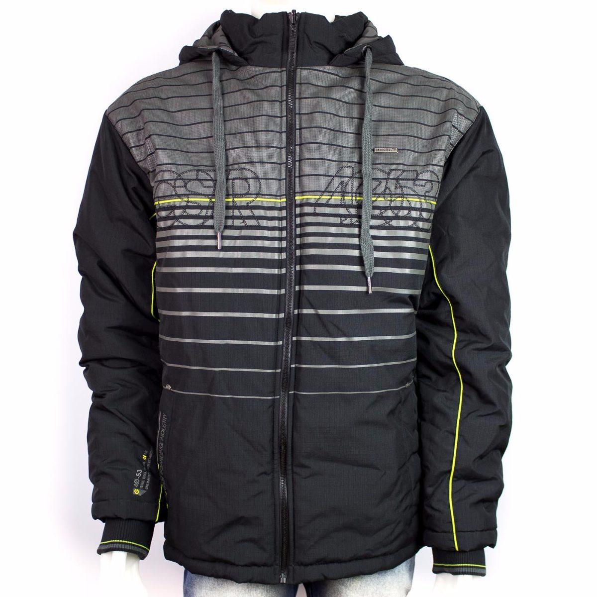17b86a515 jaqueta gangster masculina microfibra 16.13.0030 p. frio. Carregando zoom.