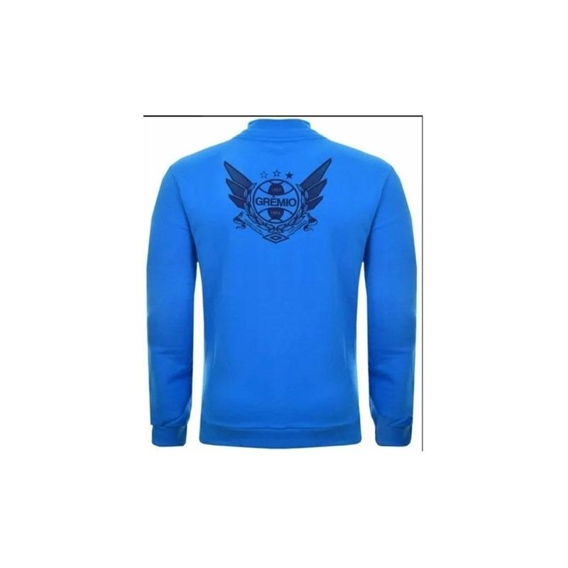 711d78c1e Jaqueta Gremio Umbro Oficial Graphic - 3g60000 - Azul - R$ 161,89 em ...