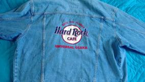 ed71309445 Jaqueta Hard Rock Gg no Mercado Livre Brasil