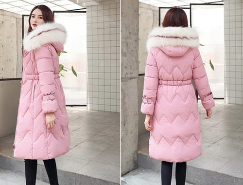jaqueta imperm neve -30graus parka mulher capuz standartluxo
