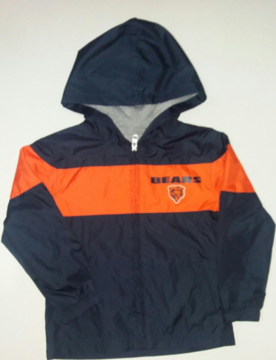 02800e8ba2 ... jaqueta infantil chicago bears com capuz nfl futebol america. Carregando  zoom. d7febc44cddd6c  Moletom ...