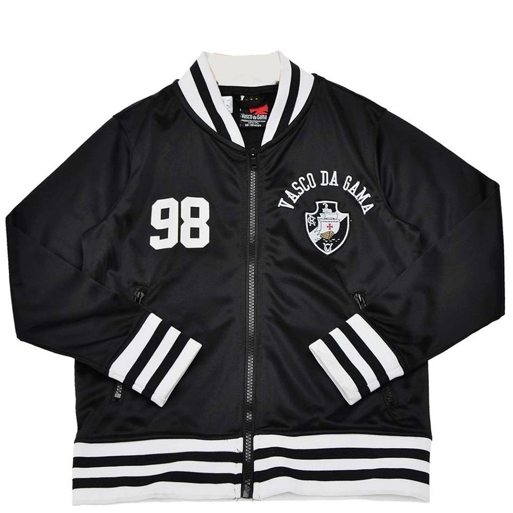 0000ba1d7f jaqueta infantil vasco da gama oficial casaco agasalho. Carregando zoom.