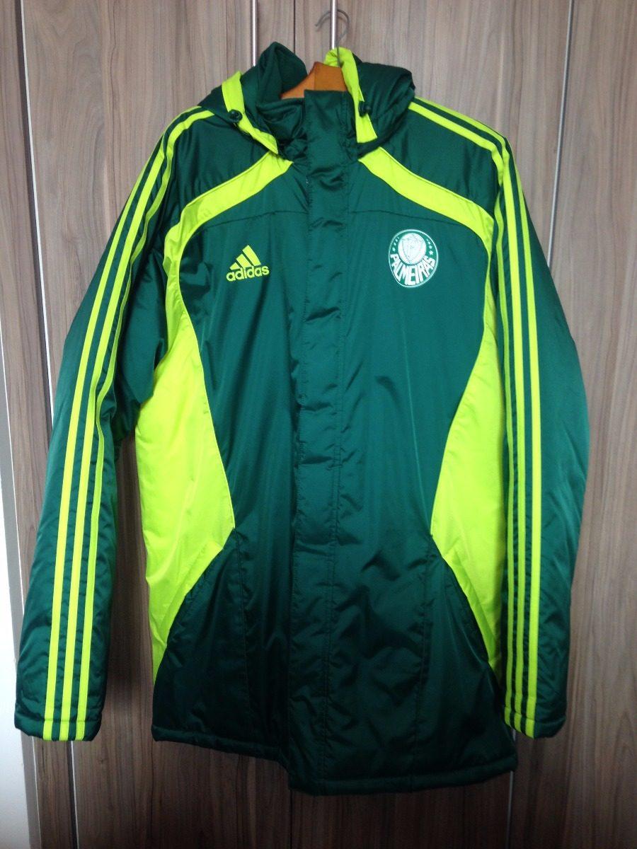 Jaqueta Inverno Palmeiras 2011 - Tam G (nova   Raridade!!!) - R  365 ... c0b10b4cacda8