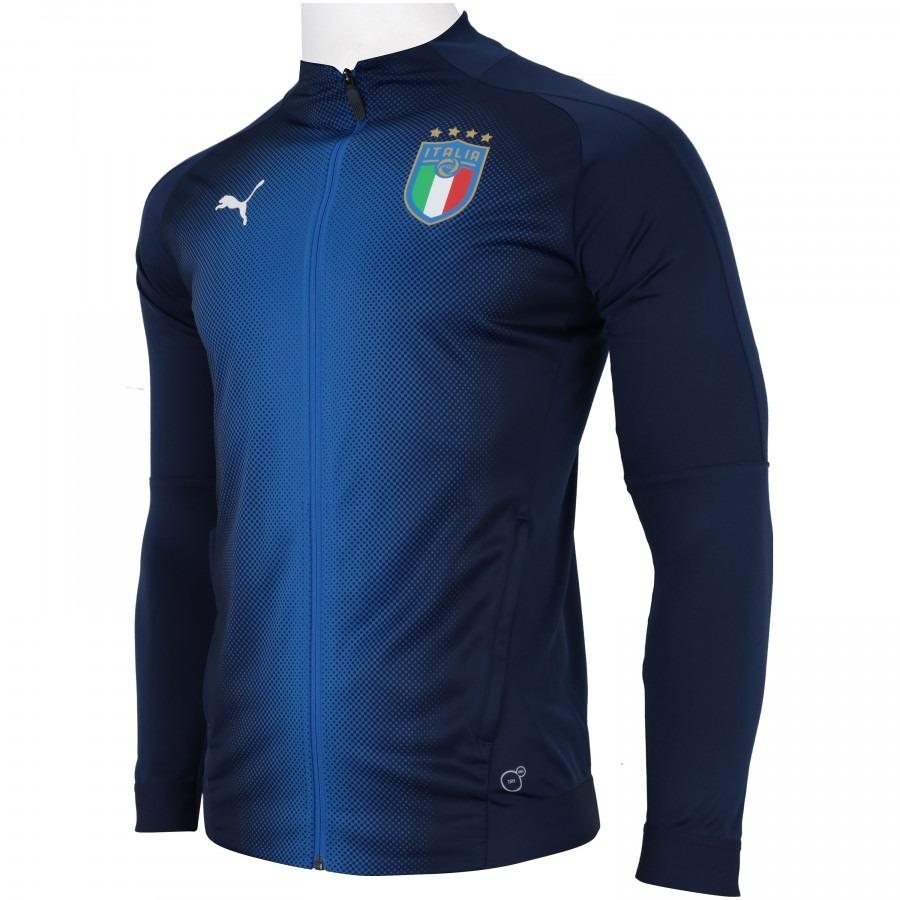 224e1d9c661df Jaqueta Itália 2018 Puma - 752314-10 - R  299