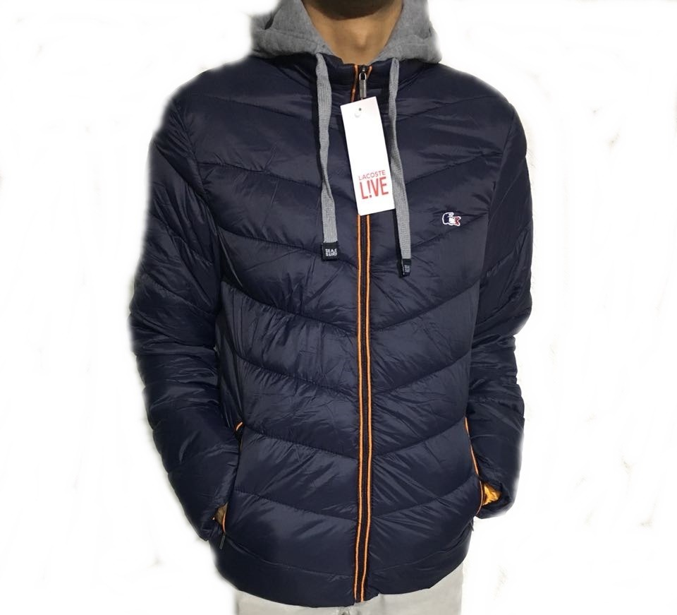 b67436b6935 jaqueta jaco lacoste masculina blusa corta vento promoção. Carregando zoom.