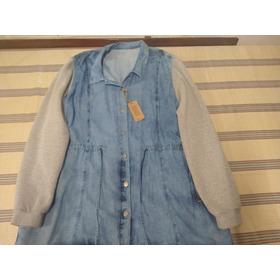Jaqueta Jeans / Sarja Plus
