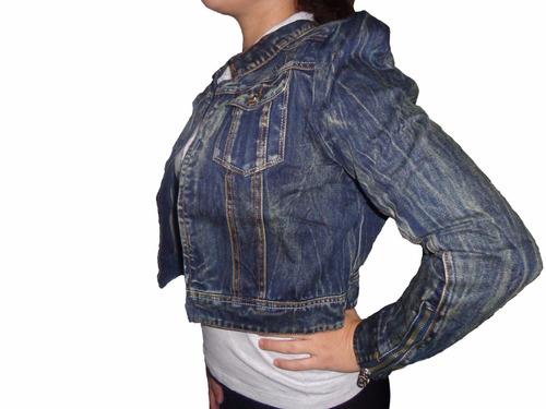 jaqueta jeans curta feminina nova coleção 2017