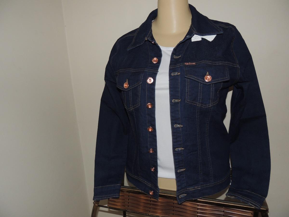 36217084b Jaqueta Jeans Feminina Plus Size Gg - R$ 175,00 em Mercado Livre