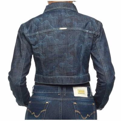 111fb6ff8 Jaqueta Jeans Feminina Sawary 2018 - R$ 145,00 em Mercado Livre