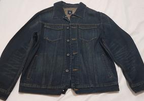 1e16a35d60 Jaqueta Jeans Gap Kids - Calçados