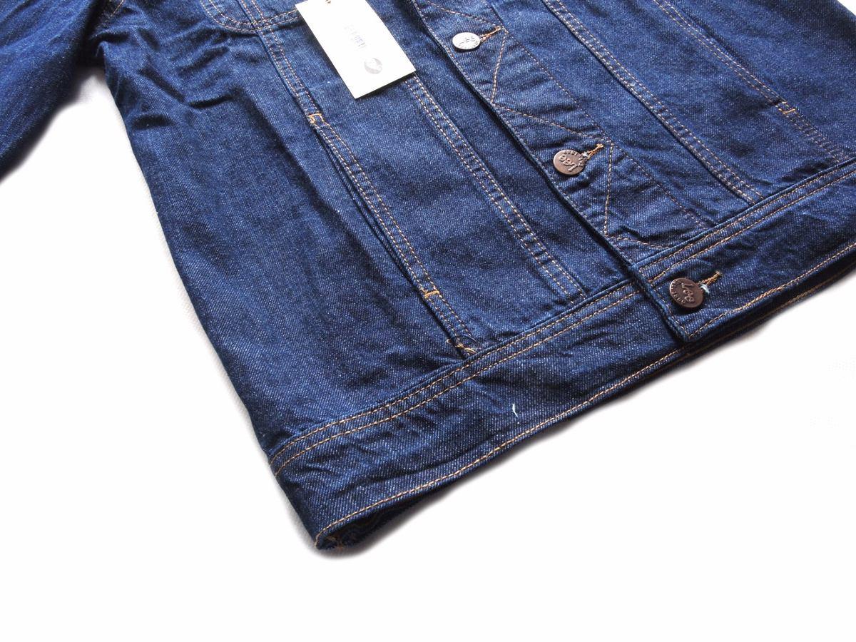 jaqueta jeans masculina lee original. Carregando zoom. d372369480f