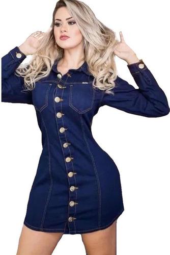 jaqueta jeans max feminino tendência blogueiras toda botões