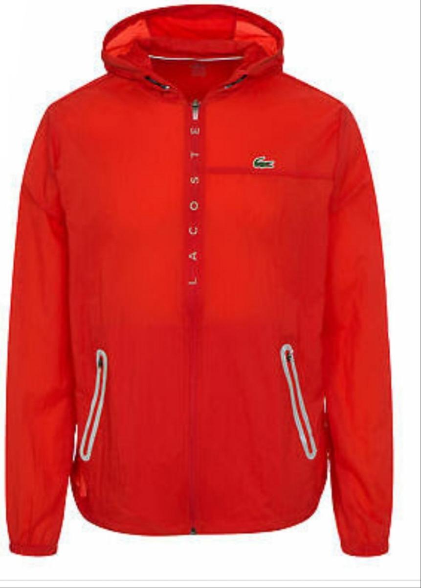 daea58c78799e jaqueta lacoste corta vento importada original. Carregando zoom.