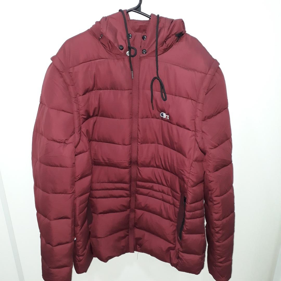 2a5a2c2b17956 jaqueta lacoste importada blusa. Carregando zoom.