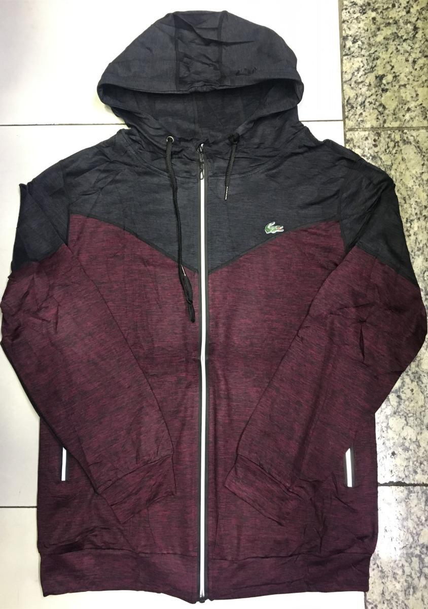 5eaf81c45f1 jaqueta lacoste para frio com capuz homem blusa ! ! ! Carregando zoom.