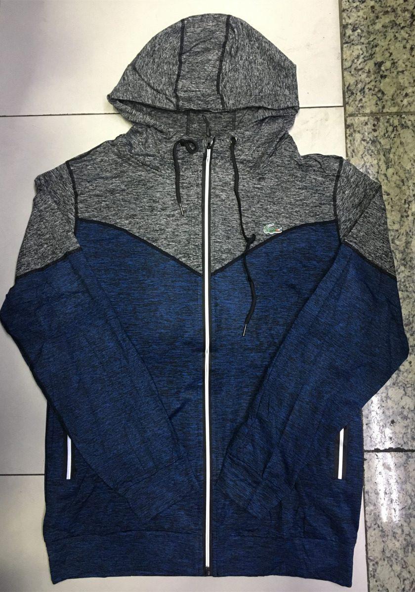 Jaqueta Lacoste Para Frio Com Capuz Homem Blusa ! - R  199,00 em ... 84f7e62c1b